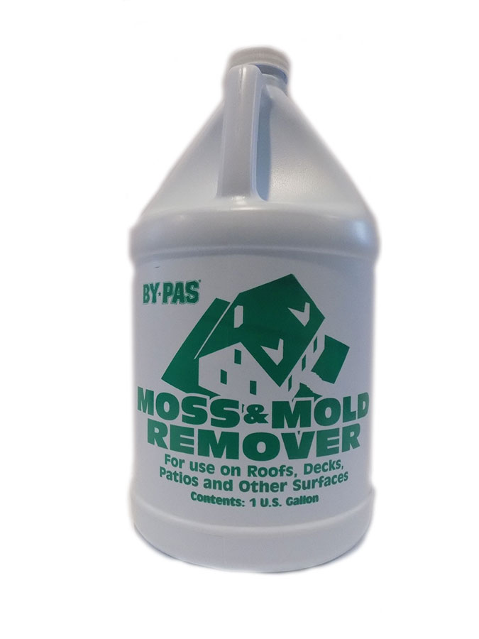 Moss Amp Mold Remover By Pas